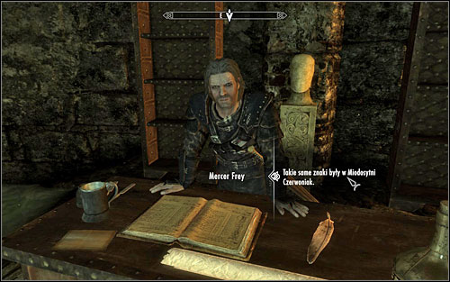 Before heading out, you can speak to Brynjolf who will give you some advice - Scoundrels Folly - Thieves Guild quests - The Elder Scrolls V: Skyrim Game Guide