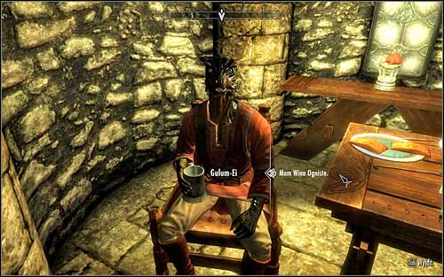 Unfortunately Gulum-Ei will be very brief and you wont learn too much from him - Scoundrels Folly - Thieves Guild quests - The Elder Scrolls V: Skyrim Game Guide