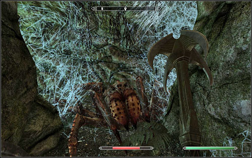 Keep following the only possible path - Scoundrels Folly - Thieves Guild quests - The Elder Scrolls V: Skyrim Game Guide