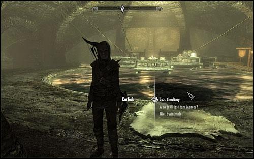 The Pursuit - The Elder Scrolls V: Skyrim Game Guide