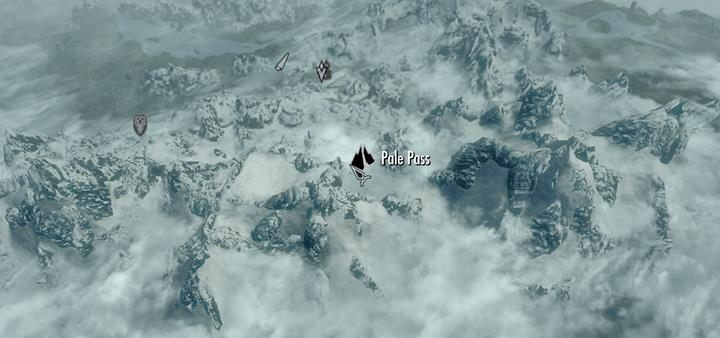 Head to Pale Pass south from Helgen. - Starting your adventure in Beyond Skyrim: Bruma - General information - The Elder Scrolls V: Skyrim Game Guide