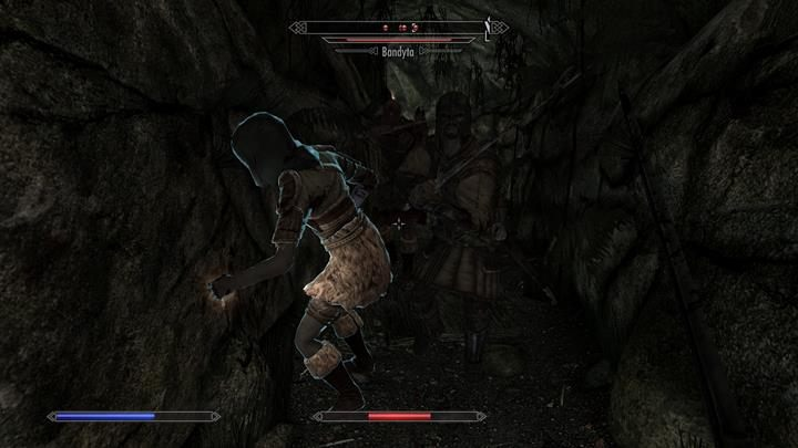 You must face a group of bandits inside the cave. - Absent Antiquity | Quests in the game - Quests in the game - The Elder Scrolls V: Skyrim Game Guide