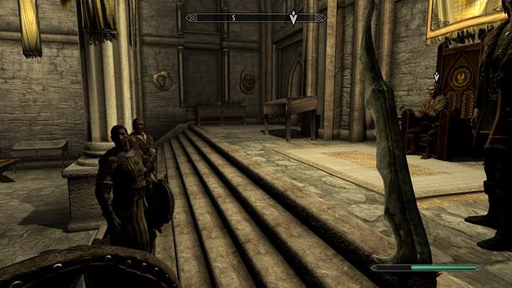 Go to the Count and tell him that you completed the quest. - Absent Antiquity | Quests in the game - Quests in the game - The Elder Scrolls V: Skyrim Game Guide