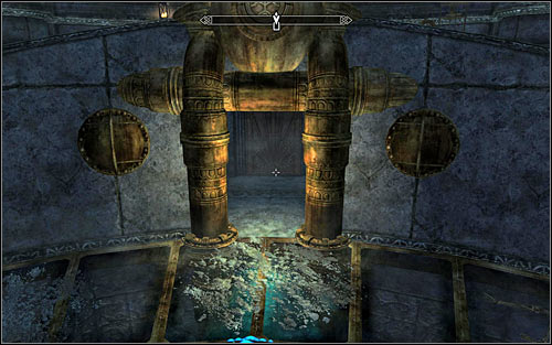 Before you can head to Septimus, you have to leave the Tower of Mzark - Discerning the Transmundane - p. 3 - Daedric quests - The Elder Scrolls V: Skyrim Game Guide