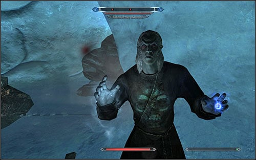 Dark Elves (screen above) can be met in some camps, caves and keeps inhabited by mages - Discerning the Transmundane - p. 3 - Daedric quests - The Elder Scrolls V: Skyrim Game Guide