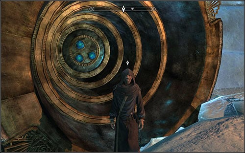 Wait for Septimus to unlock a passage to a new location (screen above) - Discerning the Transmundane - p. 3 - Daedric quests - The Elder Scrolls V: Skyrim Game Guide