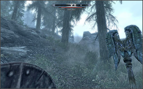 If your hero prefers direct combat, it will be much harder to hunt down the stag, as the animal will start running immediately upon noticing you - Ill Met By Moonlight - p. 1 - Daedric quests - The Elder Scrolls V: Skyrim Game Guide