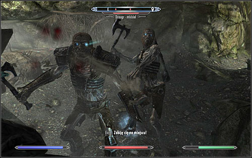Now head south-west and afterward west - The Taste of Death - p. 2 - Daedric quests - The Elder Scrolls V: Skyrim Game Guide
