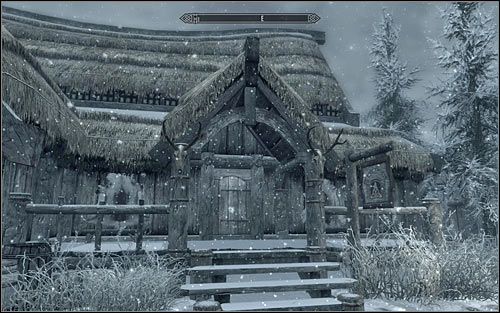 Visiting the College luckily isnt obligatory, as you can just head straight to the mentioned Frozen Hearth Inn in Winterhold (screen above) - The Black Star - p. 1 - Daedric quests - The Elder Scrolls V: Skyrim Game Guide