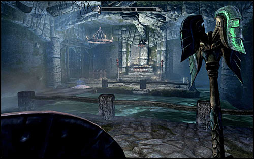 After getting rid of all the enemies, search the area - The Black Star - p. 2 - Daedric quests - The Elder Scrolls V: Skyrim Game Guide