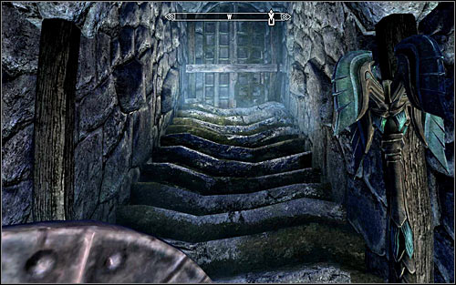 Choose the passage leading west and afterwards turn south - The Black Star - p. 2 - Daedric quests - The Elder Scrolls V: Skyrim Game Guide
