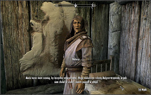 Open the world map, return to Winterhold and once again head into the Frozen Hearth Inn - The Black Star - p. 2 - Daedric quests - The Elder Scrolls V: Skyrim Game Guide