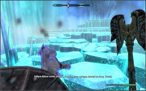 Keep fighting until deprive Malyn Varen of his whole health bar - The Black Star - p. 2 - Daedric quests - The Elder Scrolls V: Skyrim Game Guide