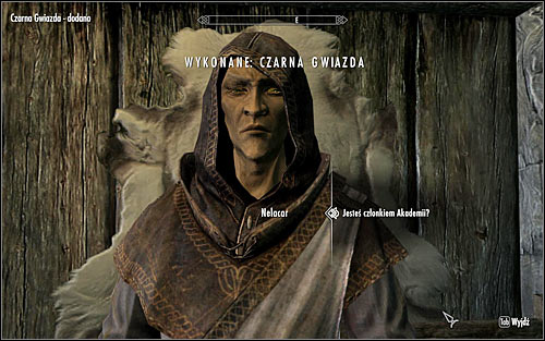 Now you just need to have your final conversation with Nelacar - The Black Star - p. 2 - Daedric quests - The Elder Scrolls V: Skyrim Game Guide
