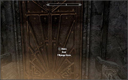 Soon after reaching the basement, you will reach a door and Tyranus will ask you to investigate them - The House of Horrors - Daedric quests - The Elder Scrolls V: Skyrim - Game Guide and Walkthrough