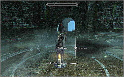 Another possible way of coming across a Dremora is during the side quest of College of Winterhold, Miscellaneous: Velehk Sains Treasure, connected with the gauntlet found in Midden Dark - The Cursed Tribe - p. 1 - Daedric quests - The Elder Scrolls V: Skyrim Game Guide