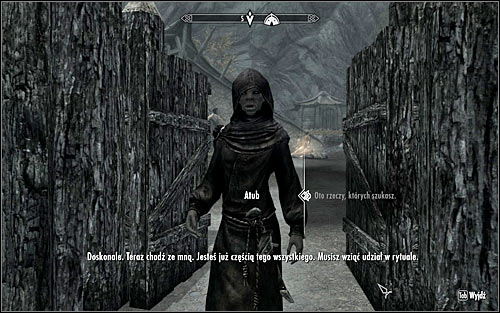 After obtaining both ingredients, return to Largashbur - The Cursed Tribe - p. 1 - Daedric quests - The Elder Scrolls V: Skyrim Game Guide