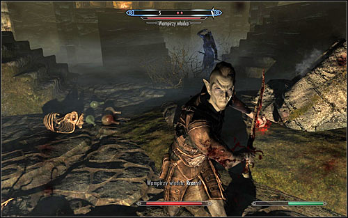 The Vampire Dust is almost a certain drop if you kill a Vampire (screen above), though there are luckily also other methods of obtaining it - The Only Cure - p. 1 - Daedric quests - The Elder Scrolls V: Skyrim Game Guide
