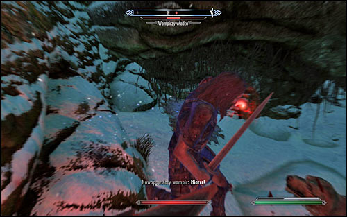 Move on to attacking them, focusing on the stronger kinds of Vampires and especially the Master Vampire (screen above) - A Daedras Best Friend - p. 1 - Daedric quests - The Elder Scrolls V: Skyrim Game Guide