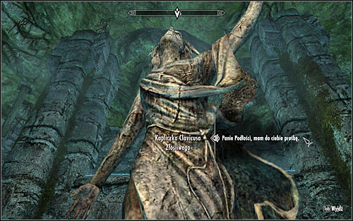 In the end approach the large statue of Clavicus Vile (screen above) and interact with it to speak to the Daedric Lord - A Daedras Best Friend - p. 1 - Daedric quests - The Elder Scrolls V: Skyrim Game Guide