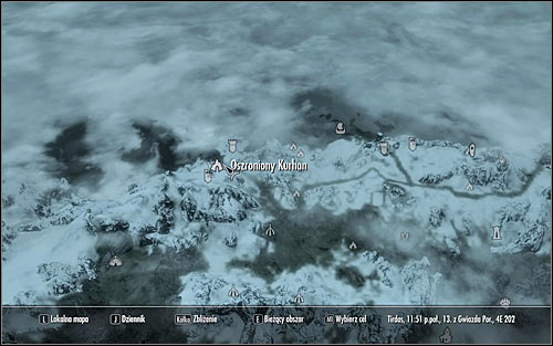 Open the world map and locate your destination, the Rimerock Burrow (screen above) - A Daedras Best Friend - p. 2 - Daedric quests - The Elder Scrolls V: Skyrim Game Guide