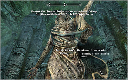 Head out of the Burrow, open the world map and head to Haemars Shame - A Daedras Best Friend - p. 2 - Daedric quests - The Elder Scrolls V: Skyrim Game Guide