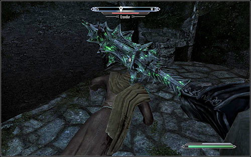If you intend to kill Erandur, you need to do it before he completed the ritual - Waking Nightmare - p. 2 - Daedric quests - The Elder Scrolls V: Skyrim Game Guide