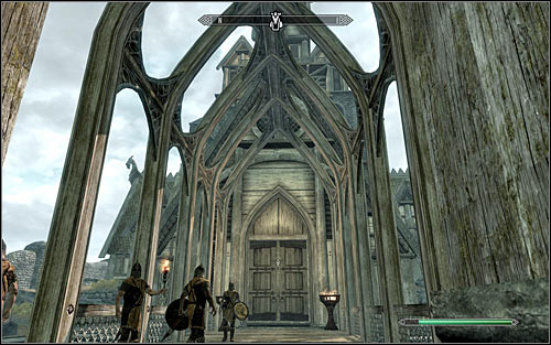 By default, Jarl Balgruuf should be at the Dragonsreach in Whiterun (screen above) - The Whispering Door - Daedric quests - The Elder Scrolls V: Skyrim - Game Guide and Walkthrough