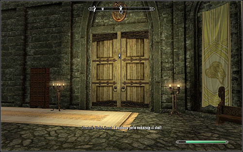 Handing you over the key won't appear as a dialogue option with neither of the characters mentioned by Nelkir - The Whispering Door - Daedric quests - The Elder Scrolls V: Skyrim - Game Guide and Walkthrough
