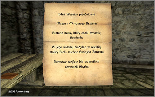 Soon after reaching level 20, visit one of the main cities to be approached by a courier who will give you the invitation to Silus Museum in Dawnstar - Pieces of the Past - p. 1 - Daedric quests - The Elder Scrolls V: Skyrim Game Guide