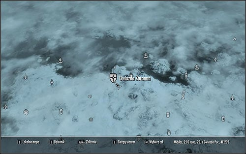 Open the world map and head to the city of Dawnstar (screen above) found in the northern part of Skyrim - Pieces of the Past - p. 1 - Daedric quests - The Elder Scrolls V: Skyrim Game Guide