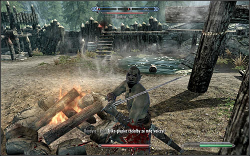 After reaching the destination, it will turn out that the Keep is in ruins and that Orcs have taken it over - Pieces of the Past - p. 1 - Daedric quests - The Elder Scrolls V: Skyrim Game Guide