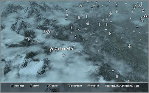 Turn west and afterwards north-west - Pieces of the Past - p. 2 - Daedric quests - The Elder Scrolls V: Skyrim Game Guide