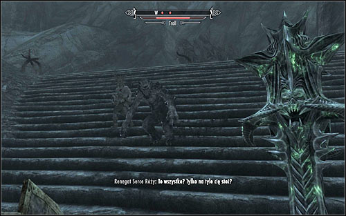 As you climb, you will be of course attacked by more Forsworns - Pieces of the Past - p. 2 - Daedric quests - The Elder Scrolls V: Skyrim Game Guide