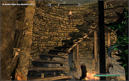 Start by exploring the ground floor to find a chest and battle a few Forsworns, who should soon appear - Pieces of the Past - p. 2 - Daedric quests - The Elder Scrolls V: Skyrim Game Guide