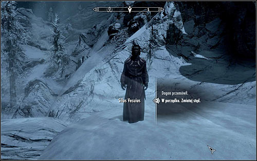 Wait for Silus to approach you and after listening to his plan, agree to set him free by choosing the lower dialogue option (screen above) - Pieces of the Past - p. 3 - Daedric quests - The Elder Scrolls V: Skyrim Game Guide