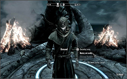 Stop by the pillar and wait for your party member to reach you - Boethiah's Calling - p. 1 - Daedric quests - The Elder Scrolls V: Skyrim - Game Guide and Walkthrough