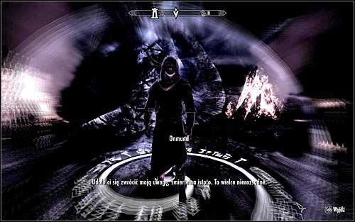 You will now have to speak with Boethiah, who will take over the body of your murdered party member (screen above) - Boethiah's Calling - p. 1 - Daedric quests - The Elder Scrolls V: Skyrim - Game Guide and Walkthrough