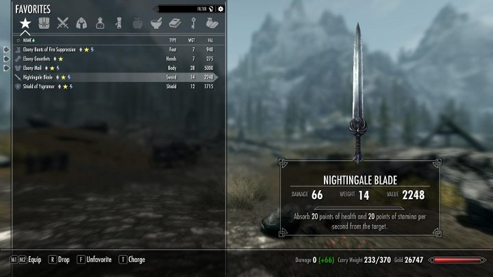 The SkyUI mod completely rebuilds and upgrades the inventory, magic, alchemy, enchanting, and smithing menus - SkyUI | Mods - Mods - The Elder Scrolls V: Skyrim Game Guide