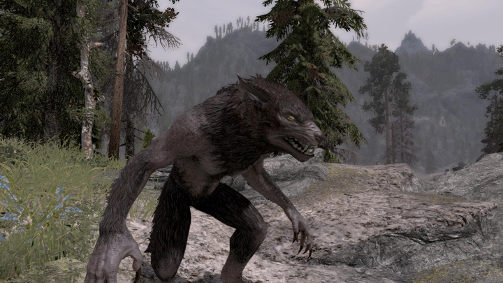 Werewolf Mastery   Mods - The Elder Scrolls V: Skyrim Game