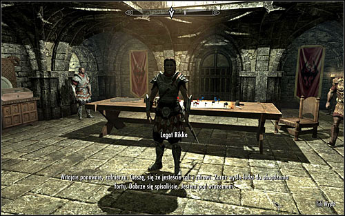 Open the world map and go to Solitude - Joining the Legion | Imperial Legion Quests - Imperial Legion Quests - The Elder Scrolls V: Skyrim Game Guide