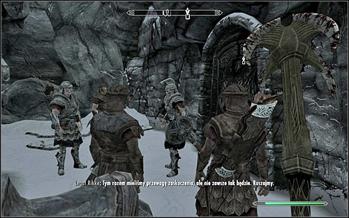 No matter the tactic, remember not to use area-effect weapons, abilities and spells, because theres a high chance you could injure your allies, and as a result they can turn against you - The Jagged Crown - p.1 | Imperial Legion Quests - Imperial Legion Quests - The Elder Scrolls V: Skyrim Game Guide