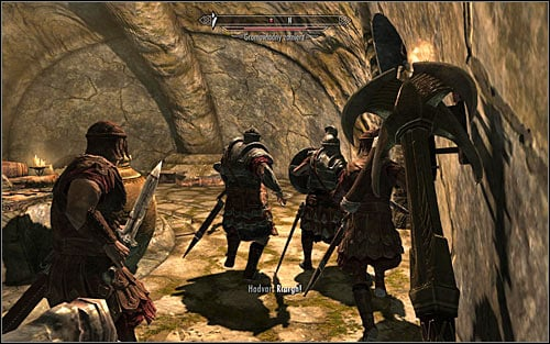 No matter which option you choose you need to get rid of every Stormcloak soldier & The Jagged Crown - p.2   Imperial Legion Quests - The Elder Scrolls ...