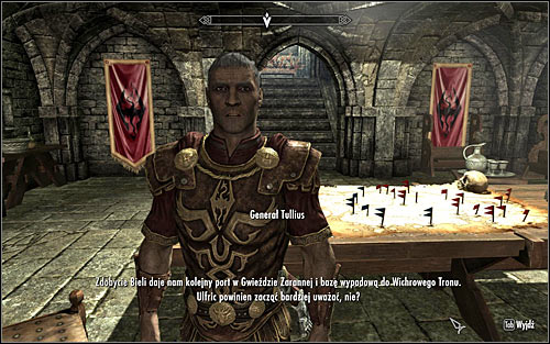 This objective will appear in your journal after you complete The Battle For Fort Dunstad - Reunification of Skyrim - p.1 | Imperial Legion Quests - Imperial Legion Quests - The Elder Scrolls V: Skyrim Game Guide