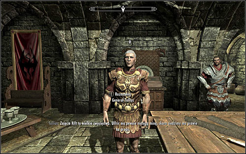 This objective will appear in your journal after you complete The Battle For Fort Greenwall - Reunification of Skyrim - p.1 | Imperial Legion Quests - Imperial Legion Quests - The Elder Scrolls V: Skyrim Game Guide