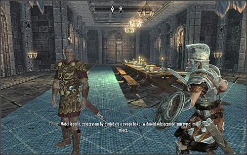 You can proceed with the completion of the current quest once you finish Battle for Windhelm, that is taking over the Stormcloaks stronghold and killing Ulfric - Reunification of Skyrim - p.2 | Imperial Legion Quests - Imperial Legion Quests - The Elder Scrolls V: Skyrim Game Guide
