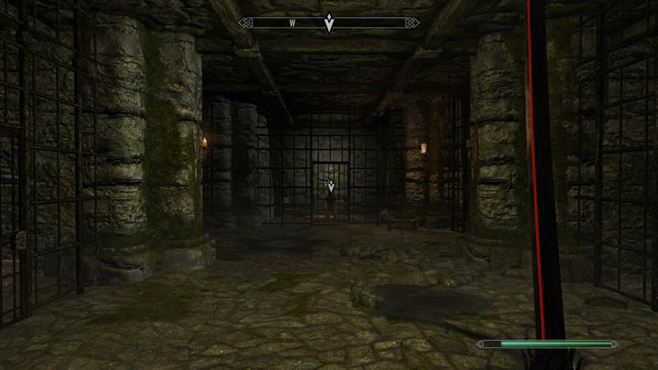 Speak with the prisoner. - A Stormcloack in Chains | Quests in the game - Quests in the game - The Elder Scrolls V: Skyrim Game Guide