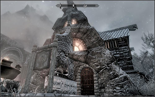 The second one is The Candlehearth Inn (the above screen), and here the case is simpler because its located in Windhelm - A False Front | Imperial Legion Quests - Imperial Legion Quests - The Elder Scrolls V: Skyrim Game Guide