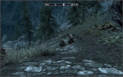 When you get to the market spot, look around for the scouts (the above screen) and talk to Hadvar - Compelling Tribute - Imperial Legion Quests - The Elder Scrolls V: Skyrim - Game Guide and Walkthrough