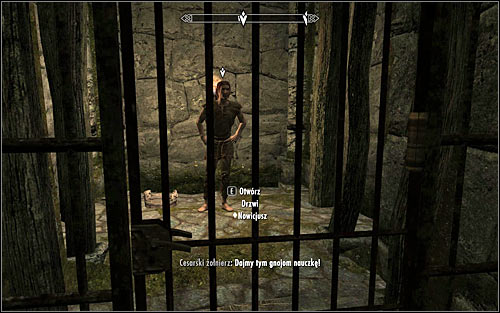 There are three imprisoned Legionnaires here (the above screen) - Rescue from Fort Kastav | Imperial Legion Quests - Imperial Legion Quests - The Elder Scrolls V: Skyrim Game Guide